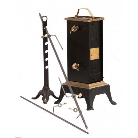grand tournebroche lectrique. Black Bedroom Furniture Sets. Home Design Ideas