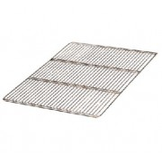 Lot de 10 grilles inox GN2/1 (650x530mm)