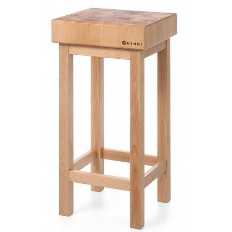 Billot en bois avec ou sans piètement bois