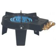 Réchaud à gaz en fonte 3 robinets