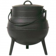 Chaudron en fonte 60 litres