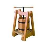 Pressoirs étrier en bois