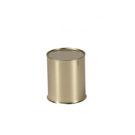 Boîtes de conserves métalliques - par carton