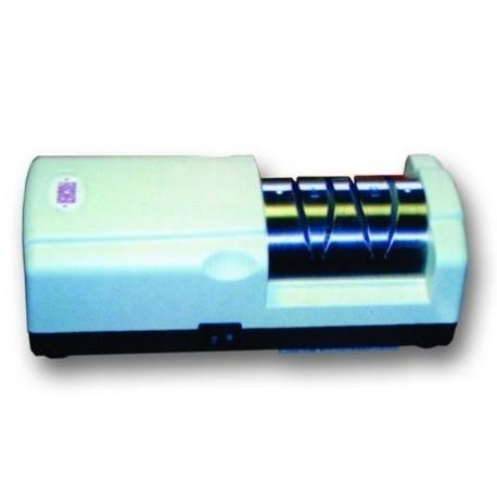 Aiguiseur électrique avec disque d'aiguisage et d'affilage