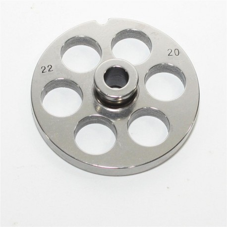 Grille 20 mm pour hachoir n°22