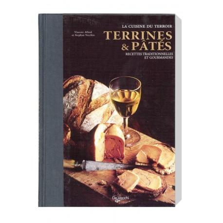 Livre : Terrines et pâtés