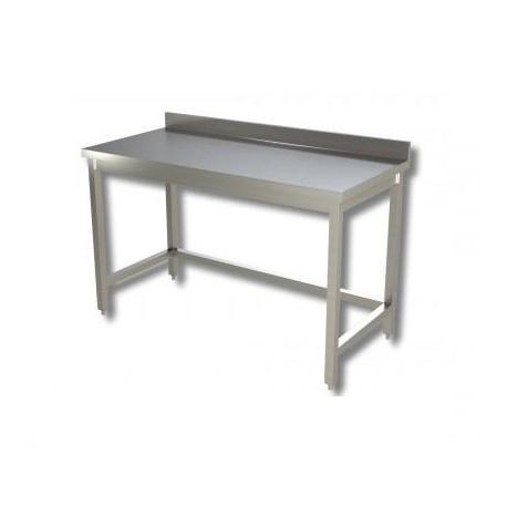Table de découpe adossée Profondeur 720 ou 820 mm