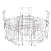 Cage à pies 4 entrées
