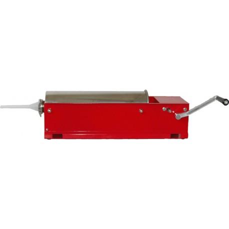 Poussoir à viande horizontal COLA 7 litres, 2 vitesses